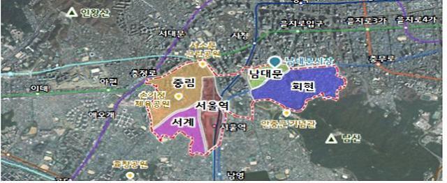 서울역 일대 도시재생 올해 본격 추진