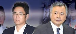 재계 빅2 8월의 악몽…그룹·국가경제 운명 법원에 달렸다