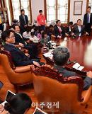 文정부 첫 정기국회 개원…100일간 총성 없는 전쟁
