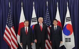 文 대통령 취임 후 첫 유엔총회 참석…꼬인 北核·경제 외교 실타래 푸나