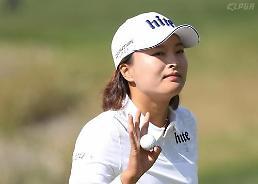 고진영, KEB하나은행 챔피언십 우승...LPGA 투어 직행 티켓 획득