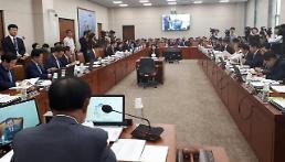 [2017 국감] 장관 없는 중기부에 '파산 공세'…첫 국감 '혼쭐'