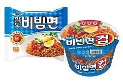 [박성준의 '라면 속풀이']⑥ 팔도비빔면, 여름 사로잡은 새콤달콤의 추억