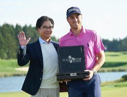'국내 첫 PGA' CJ컵, 글로벌화 초석 다진 성공적 첫걸음
