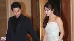 [오이시] 송중기♥송혜교, 이제는 진짜부부! 비공개 결혼식 이모저모