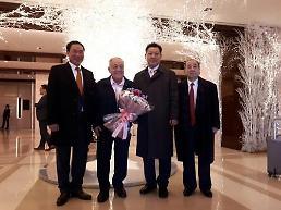 아얀 세계역도연맹 회장, WADA 이사회 참석 위해 방한