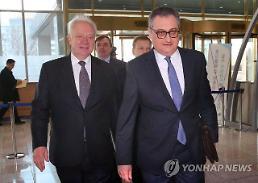 러 외무차관 26일 한국 방문…北비핵화 협상테이블로