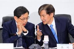 """조국 민정수석 """"공수처는 검찰 개혁의 상징…이제 마무리할 때 됐다"""""""