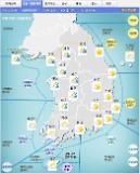 '날씨'낮까지 중부,전라,경북서부 비ㆍ눈..아침최저-8도 강추위..돌풍,천둥ㆍ번개
