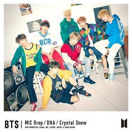 방탄소년단, 열도서도 심상찮은 조짐…'MIC Drop/DNA/Crystal Snow' 오리콘 데일리 싱글 1위