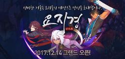 그라비티, 모바일 RPG '요지경' 론칭