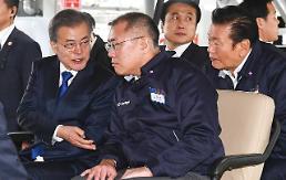 정의선 현대차 부회장, 中서 동분서주…사드 털고 재도약
