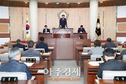 고양시의회, 제218회 임시회'5분 자유발언'