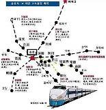 중국 일대일로 교두보 충칭... 사통팔달 고속철 구축 속도