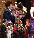 [2017 SBS 연예대상] 미우새 母들, 모두의 예상 깬 대상 수상…이상민 눈물 펑펑 (종합)