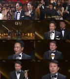 [2017 KBS 연기대상] 김영철-천호진, 이견없는 공동 대상…세상 모든 부모님께 주겠다 (종합)