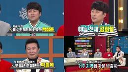 비디오스타 박성준 2018년 대운스타, 김희철