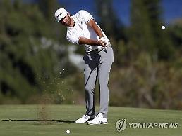  '세계 1위의 위엄' 더스틴 존슨, 챔피언스 토너먼트 우승...김시우, 10위