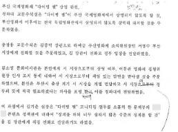 블랙리스트 진상조사위 박근혜 정부, 부산국제영화제 외압 확인