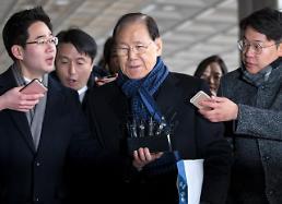 검찰, MB집사 김백준·김진모 구속영장…16일 영장심사