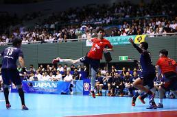 한국과 亞 핸드볼 정상 다툴 카타르·일본·바레인 입국