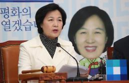 """추미애 """"安 정당 민주주의 훼손, 도 넘었다"""""""
