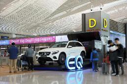 벤츠, 전기차 브랜드 EQ 국내 공개...상반기 PHEV SUV 출시