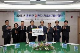 인천 옹진군- 한국건강관리협회 인천시지부, 암환자 치료비 지원 협약 체결
