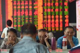 """[중국증시 마감] """"은행, 부동산株 강세 상하이종합 6거래일 연속 거침없는 상승"""