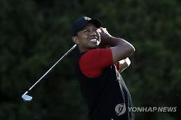 돌아온 우즈, 세계랭킹도 '108계단' 점프…매킬로이·데이도 '톱10' 재진입