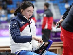 [포토] 많이 힘들었을 노선영의 올림픽