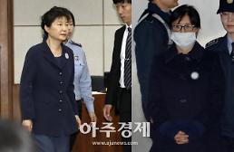 """국정농단 최순실,징역20년벌금180억원..""""박근혜,최대 무기징역 가능"""""""