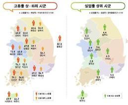 (2면) 한국GM發 고용위기 군산, 지난해 하반기 고용률 최하위권… 5월 이후 악화될 듯