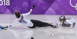 [평창] 쇼트트랙 여자 1000m '한·중 독식 구도' 최초 붕괴