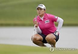 양희영, 혼다 LPGA 타일랜드 3R '공동 5위'…전인지‧고진영 '톱10' 근접