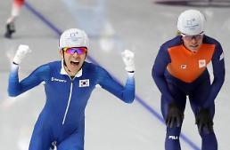  [평창] '철인' 이승훈, 짜릿한 금빛 레이스...사상 첫 메달 딴 컬링․봅슬레이․스노보드..한국 종합 7위
