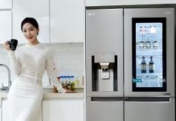 LG전자, 프리미엄 냉장고에 '노크온 매직스페이스' 적용