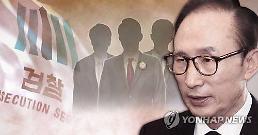MB소환 D-1, MB측 검찰 수사는 정치보복