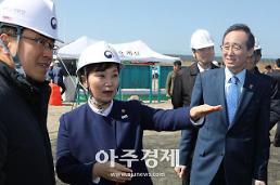 김현미 국토부 장관 연내 새만금공사·새만금청 현장 이전할 것