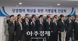 김상조, 프랜차이즈社에 채찍만 아닌 당근도 약속