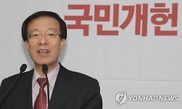 이석연, 결국 서울시장 선거 불출마…한국당 인물난 극심