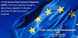 줄줄새는 개인정보... EU GDPR 대응책 마련 시급