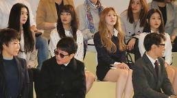 예술단 평양 도착…北 박춘남·현송월 마중