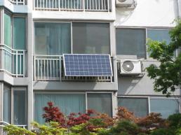 '태양광'으로 진화하는 아파트
