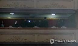 도종환 문체부 장관 김정은 위원장, 노래와 가사에 대해 물어봤다