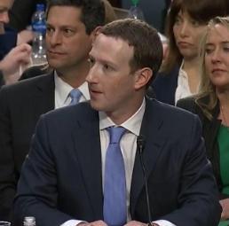 마크 저커버그 페이스북에서 일어난 일은 모두 내 책임