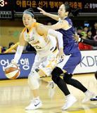 WNBA '미네소타 지명' 박지수, 곧바로 라스베이거스로 트레이드(종합)