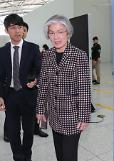 강경화, 카자흐스탄 대통령 예방…북핵문제 협력·지지 요청