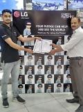 LG전자, 인도 시각장애인 1000명에 개안 수술 지원