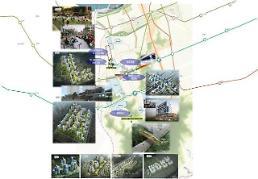 서초구, 방배동 일대 도시재생 사업 블루밍 방배플랜 가동